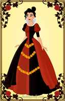 The Queen of Hearts by Colour1Art1Chick