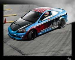 Acura RSX Drift Spec - Anton by antongj