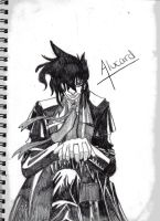 Another alucard by bubble-blower1991
