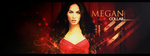 Megan Fox Sig [COLLAB] by AvciDesigns