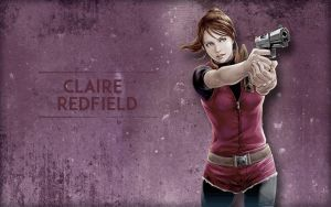Claire Redfield Wallpaper 1 by Isobel-Theroux
