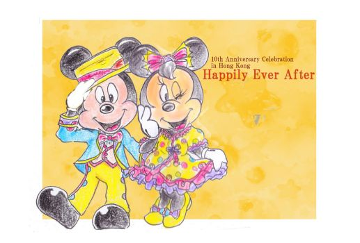 Happily Ever After by TakanashiD
