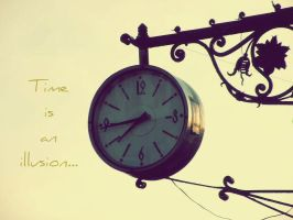 Time is an illusion by sonya-pop