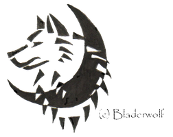 Bladerwolf Symbol- Finished by BladerWolf