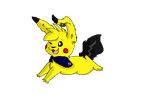Transparent Pika chey returns by Super-Chey
