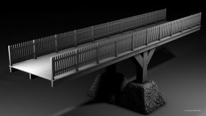 Bridge WIP by 2753Productions