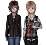 Whitmann Sisters by parameister