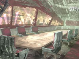 Vega Games Boardroom. by MightyOtaking