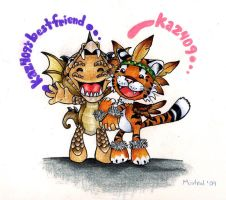 Our Little Big Planet by Dragonmistral