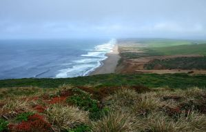 North Beach Point Reyes by PaulWeber