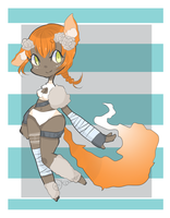 Warrior Fox Adopt | Closed by otowei