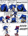 comic:Cause we're Sonic heroes by Oribella