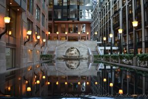 Reflecting Pool by spcbrass