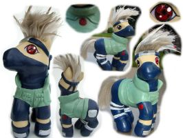 Custom MLP: Kakashi by songbird21