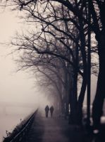 It's a somber stroll down this road we call life by Peterix