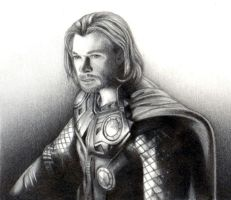 Thor by ShadowSeason