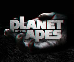 Planet of the Apes 3-D conversion by MVRamsey
