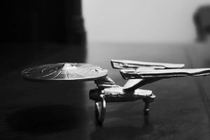 NCC-1701 Starship Enterprise by Atlantic-crab-meaT