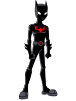 TT Batman Beyond by Glee-chan