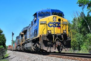 CSX 5014 on Q-114 by cr6660