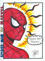 Spiderman by jackfreak1994