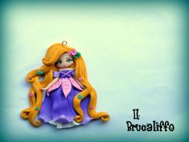 Rapunzel spring collection by BrucaliffoBijoux