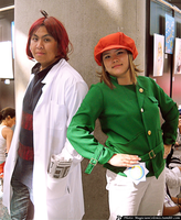 TEAM Mystery Room at AX 2014 by KatyMerry