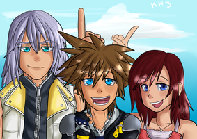 KH3 by Pon3Splash
