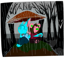 Outlook - Color Experiment Again! by ChibiBatGraphics