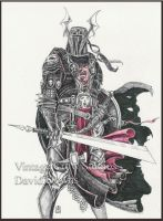 Black Knight Unfinished by EzekielCrowe