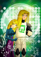 The Guardian and the Runic of Earth by Galistar07water