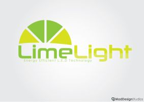 Limelight Logo by MadDesign