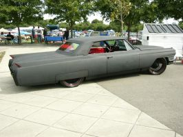 1964 Stealthmobile Cadillac by RoadTripDog