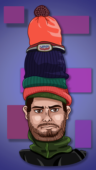 Ethan Klein / h3h3productions by Lukidjano