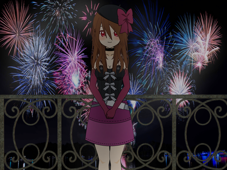 Happy New Year by vulpicuno13