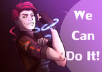 We Can Do It (Meteora) by CheshireAlex