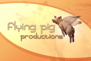 When Pigs Fly by digitaltwist