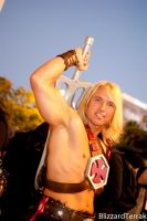 CC11 - HE MAN by BlizzardTerrak