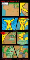 Chapter 1: The Childhood: Pg: 16 by Pikaturtle