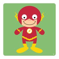 the flash by striffle