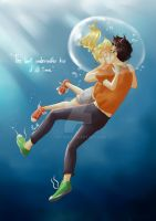 The Best Underwater Kiss Of All Time by Faith92