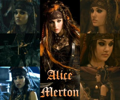 Alice Merton - Pirate Princess by Mnemosyne-Mapple