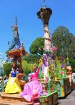 Tangled Parade float by flintlockprivateer
