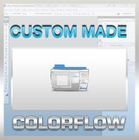 Colorflow Custom Made Folder by TMacAG