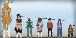 Size Chart V.2 by Innuo