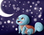 The Random Squirtle Sketch Finally by Antares25