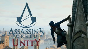 Assassin's Creed Unity Wallpaper 1 by Chocovich