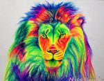 King of Color by nicostars