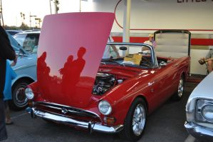 1965 SunBeam Tiger by we-are-the-remnants