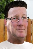 A Real Life Hank Hill by roryrattlehead